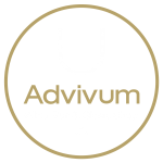 Advivum Wine Bar & Glass Shop Logo